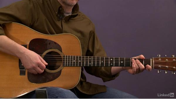 """""""Shady Grove"""" (intermediate): Acoustic Guitar Lessons with Bryan Sutton: 4 Feel and Crosspicking"""