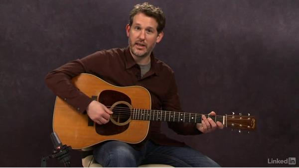 """Jimmy Brown"" (intermediate): Acoustic Guitar Lessons with Bryan Sutton: 4 Feel and Crosspicking"