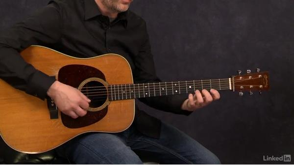 """""""Kitchen Girl"""" (intermediate): Part 1: Acoustic Guitar Lessons with Bryan Sutton: 4 Feel and Crosspicking"""