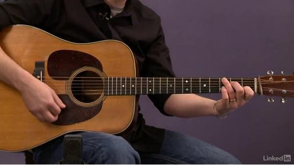 """Wildwood Flower"" (intermediate): Part 1: Acoustic Guitar Lessons with Bryan Sutton: 4 Feel and Crosspicking"