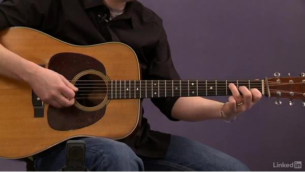 """""""Wildwood Flower"""" (intermediate): Part 2: Acoustic Guitar Lessons with Bryan Sutton: 4 Feel and Crosspicking"""