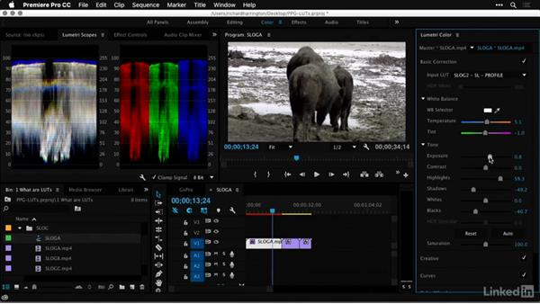What is a lookup table?: Premiere Pro Guru: LUTs and Look Files
