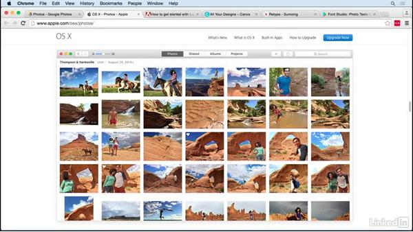 Basic photo editing software: Organizing and Storing Digital Photos and Videos