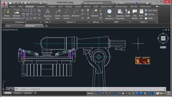 What you should know before watching this course: AutoCAD Mechanical Essential Training