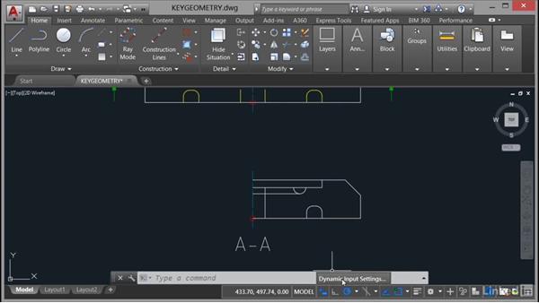 Configuring power snaps: AutoCAD Mechanical Essential Training