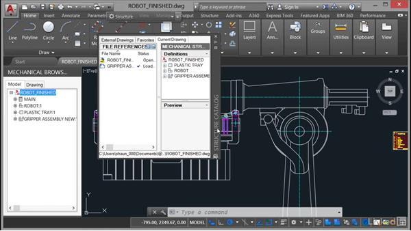 Next steps: AutoCAD Mechanical Essential Training