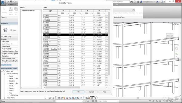 Stairs and shaft openings: Cert Prep: Revit Structure Certified Professional