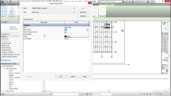 Create and modify standard sheets: Cert Prep: Revit Structure Certified Professional