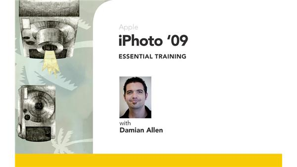 Goodbye: iPhoto '09 Essential Training