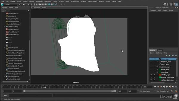 Referencing an Alembic mesh: Maya Bifröst: Dynamic Simulations