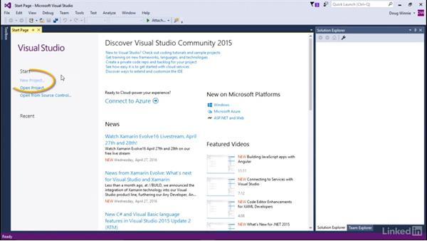 Test your setup: Learning Universal Windows App Development
