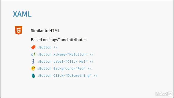 XAML: Learning Universal Windows App Development