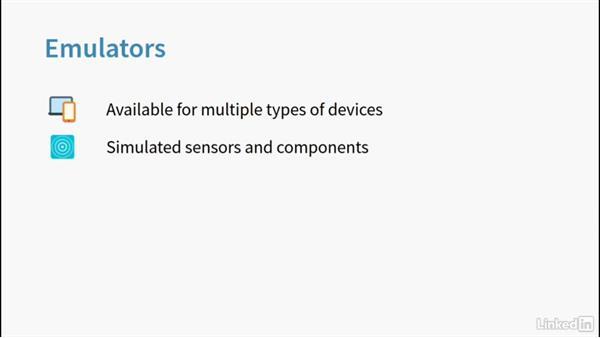 Emulators: Learning Universal Windows App Development
