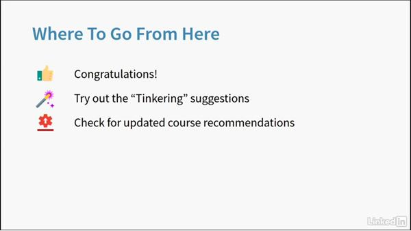 Where to go from here: Learning Universal Windows App Development