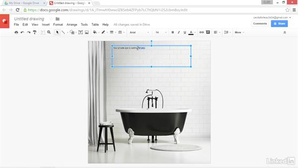 Use Google Draw to create social media posts: Google Drive Advanced Tips and Tricks