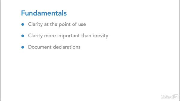 Understand the Swift API design guidelines: Swift 3 First Look