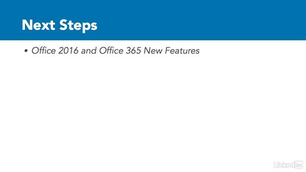 Next steps: Migrating from Office 2013 to Office 2016