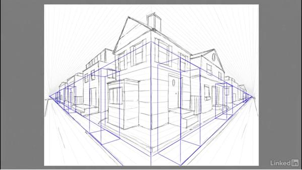 Pdf one point perspective sketching basics