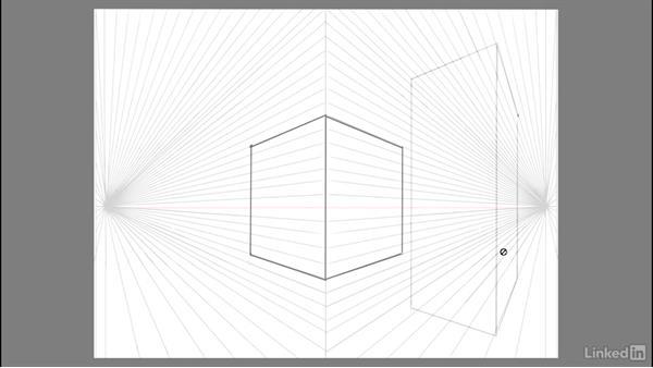 symmetrical vs asymmetrical perspective. Black Bedroom Furniture Sets. Home Design Ideas