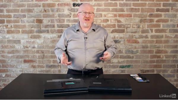 Laptop expandability: CompTIA A+ Exam Prep (220-901) Part 6: Laptops and Mobile Devices