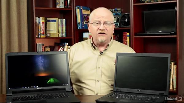 Touring a laptop: CompTIA A+ Exam Prep (220-901) Part 6: Laptops and Mobile Devices
