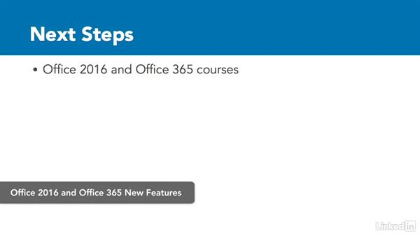 Next steps: Migrating from Office 2010 to Office 2016