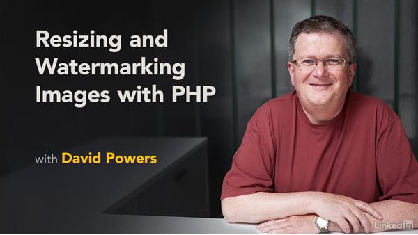 What next?: Resizing and Watermarking Images with PHP