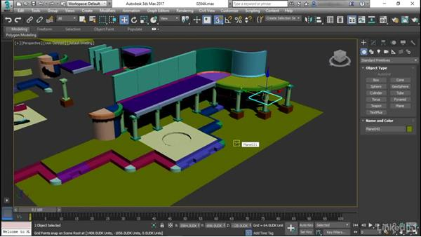 Gray boxing your modular environment: Game Art: Environment Kit Design