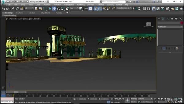 Placing detailed elements in the scene: Game Art: Environment Kit Design
