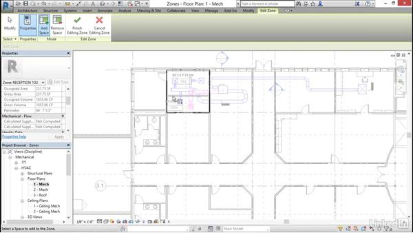 Mechanical: Work with heating and cooling zones: Cert Prep: Revit MEP Mechanical & Plumbing Certified Professional