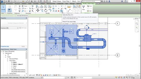 Mechanical Create And Label Hvac Plans