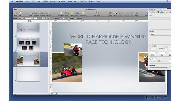 : Keynote '09 Essential Training