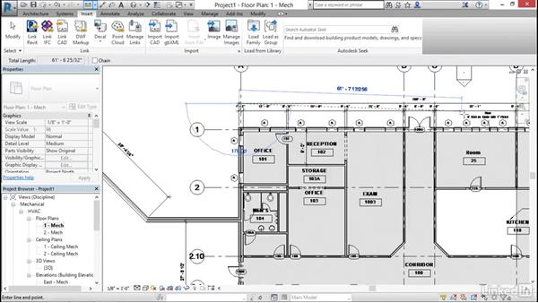 Import AutoCAD files into Revit: Cert Prep: Revit MEP Electrical Certified Professional