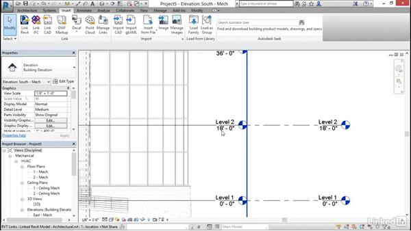 Copy levels and set up monitoring: Cert Prep: Revit MEP Electrical Certified Professional