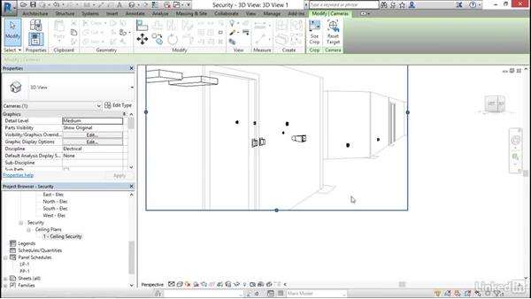 Electrical: Add and modify security devices: Cert Prep: Revit MEP Electrical Certified Professional