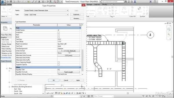 Add text and dimensions: Cert Prep: Revit MEP Electrical Certified Professional