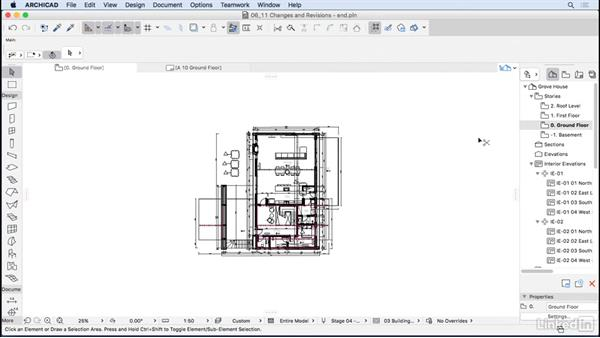 Understanding the ArchiCAD template: ArchiCAD Essential Training