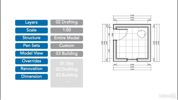 Introduction to views and Quick Options: ArchiCAD Essential Training