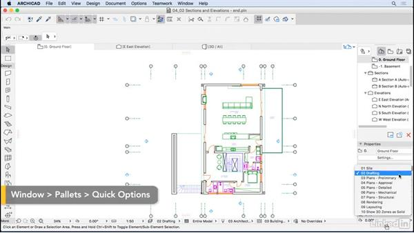 Layers: ArchiCAD Essential Training
