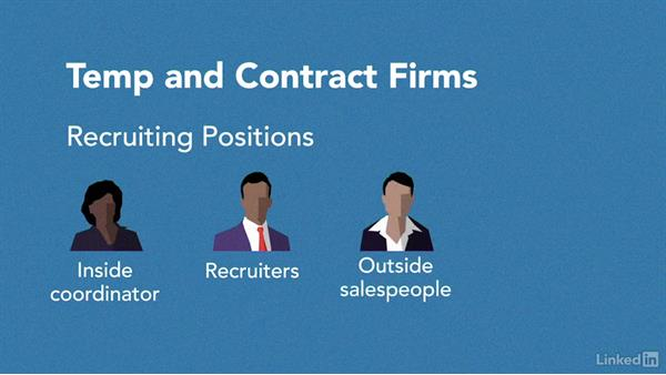Opportunities for external recruiters: Strategies for External Recruiters