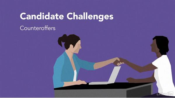Recruiting challenges: Candidates and competitors: Strategies for External Recruiters