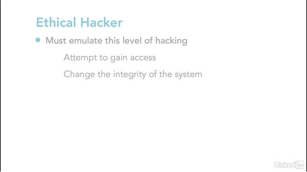 Setting the stage: Ethical Hacking: System Hacking