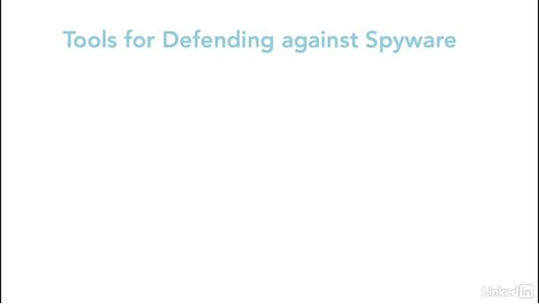 Defend against spyware: Ethical Hacking: System Hacking