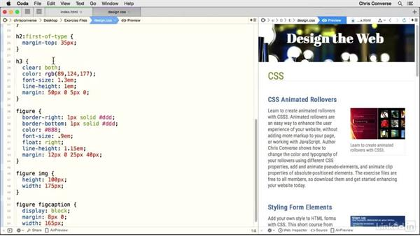 Counting headings with CSS: Design the Web: Using Counters and Resets in CSS