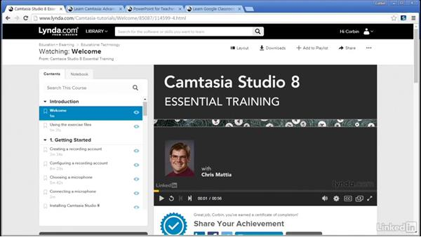 Next steps: How to Create Instructional Videos in Camtasia