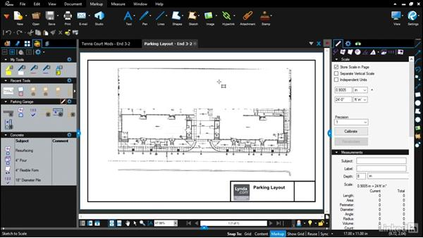 What you need to know: Bluebeam: Draw Layouts & Detail
