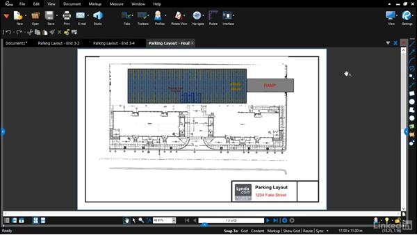 Applying features to other tasks: Bluebeam: Draw Layouts & Detail