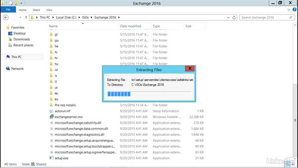 AD preparation and domain controllers: Deploying Exchange Server 2016