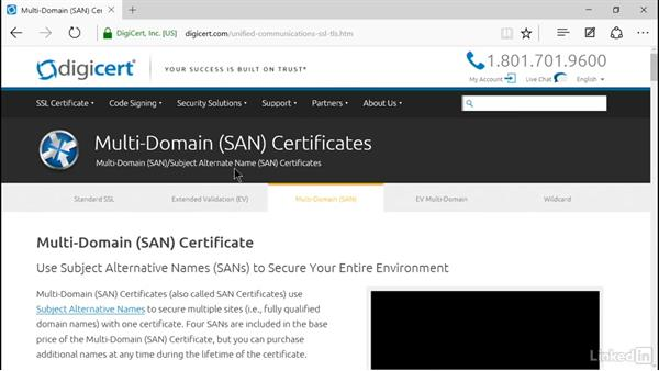 Order and install certificates: Deploying Exchange Server 2016