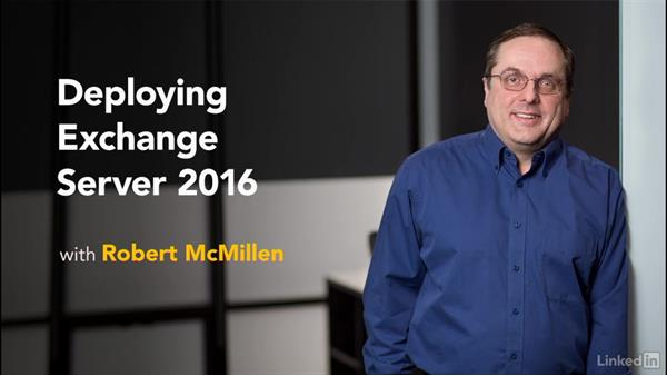 Next steps: Deploying Exchange Server 2016